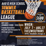 Summer Basketball League