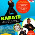 Pullman karate class